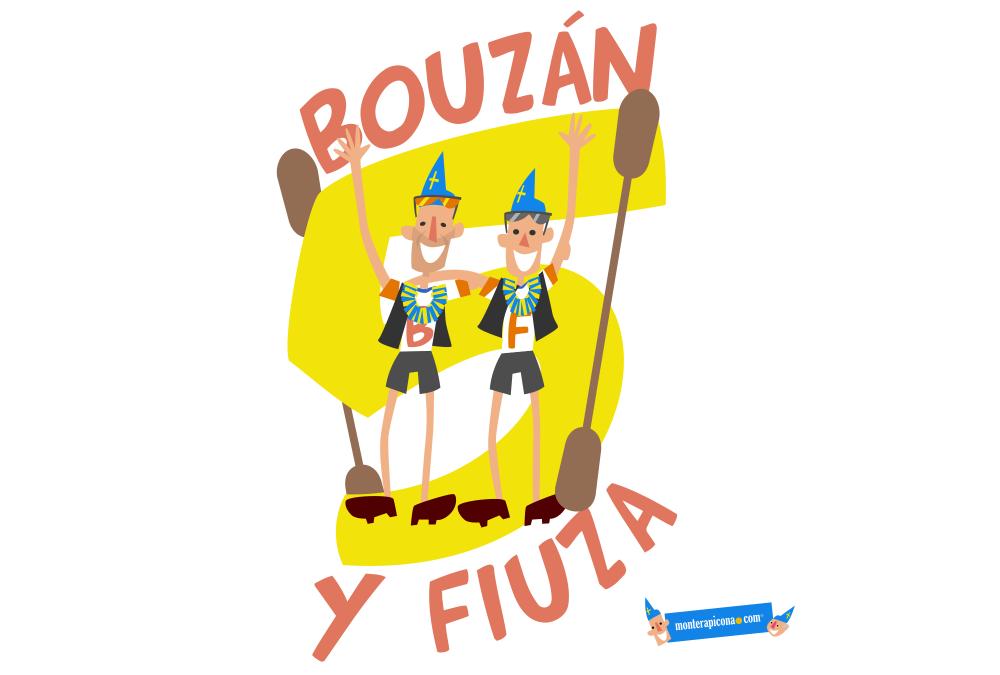 Bouzán y Fiuza ganan en el Sella… ¡y van 5!